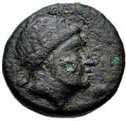 Bronze Æ13 (Ioulis) – avers