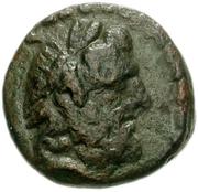 Bronze Æ14 (Ioulis) – avers