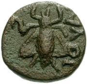 Bronze Æ14 (Ioulis) – revers