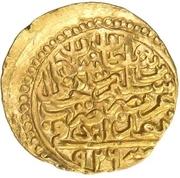 Sultani - Suleiman I – avers
