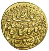 Mohur ashrafi - Shahrukh Afshar – avers
