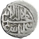 Bisti - Abbas I Safavi – revers