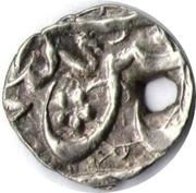 Bisti - Abbas I Safavi (Ganja mint) – avers