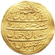 16 Ashrafi - Sylayman I Safavi – revers