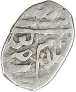 1 Bisti - Abbas I Safavi (type B; Baghdad mint) -  avers