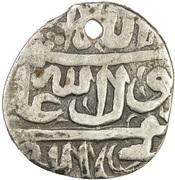1 Shahi - Sultan Hussayn Safavi (Mashad mint) – revers