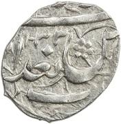 1 Bisti - Abbas I Safavi (Baghdad mint) – avers