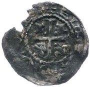 ½  Penny - John (1er monnayage) – revers