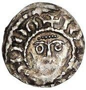 ½  Penny - John (2nd monnayage, Groupe I, Type Ib)) – avers