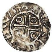 ½  Penny - John (2nd monnayage, Groupe I, Type Ib)) – revers