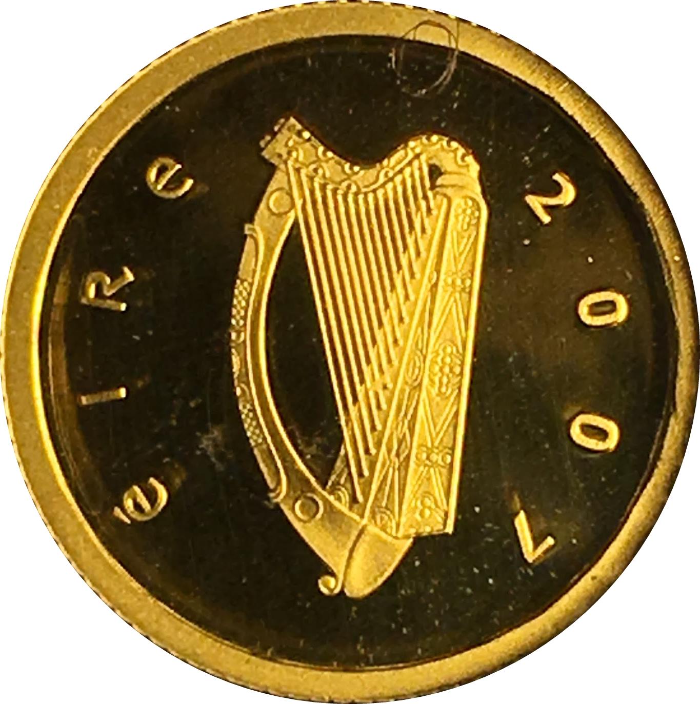 20 euros Culture celtique - Irlande – Numista