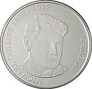 10 euros Michael Collins – revers