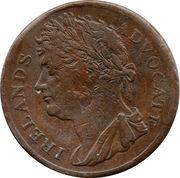 1 Penny (Irish non-local) – avers