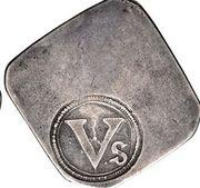 1 Crown (Dublin siege coinage) – revers