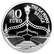 10 euros Ha'Penny Bridge – revers