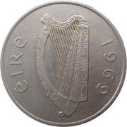 10 pence (grand module) -  avers