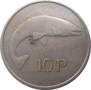 10 pence (grand module) -  revers