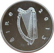10 euros John Fitzgerald Kennedy – avers
