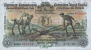 1 Pound - The Munster & Leinster Bank Limited – avers
