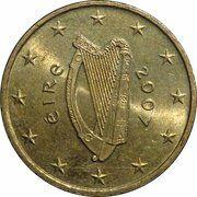 50 cents d'euro (2e carte) – avers