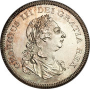 6 shillings - George III – avers