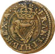 "1 Farthing - Charles I (""Maltravers"" issue) – revers"