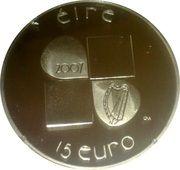 15 euros Ivan Mestrovic – revers
