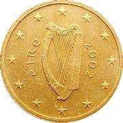 10 cents d'euro (1ère carte) -  avers