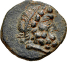 Bronze Æ20 (Isinda) – avers