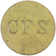 16 skilling (C. F. Siemsen) – avers