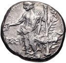 Stater (Issos) – avers