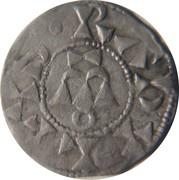 Denier - Raoul II – avers