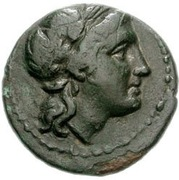 Ancient Greek Coin Thrace – avers