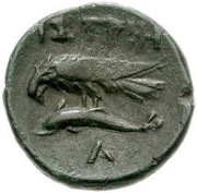 Ancient Greek Coin Thrace – revers