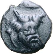 Istrus, Thrace AE13 – avers