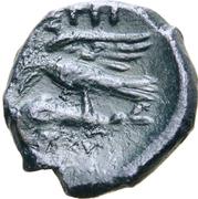 Istrus, Thrace AE13 – revers