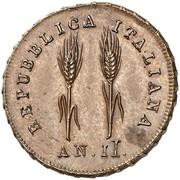 2 denari - Napoleon Bonaparte (Essai) – avers