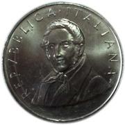 500 lires Alessandro Manzoni – avers