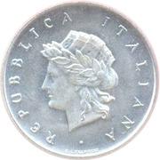 200 lires Banque d'Italie – avers