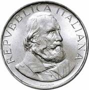 500 lires Giuseppe Garibaldi – avers