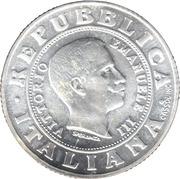 1 Lira  Storia della Lira 1901 – avers