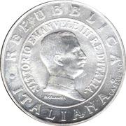 1 Lira  Storia della lira 1915 – avers