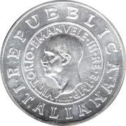 1 Lira Storia della Lira 1936 – avers