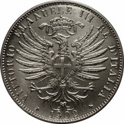 25 centesimi Victor-Emmanuel III – avers