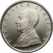 500 lires  Guglielmo Marconi – avers