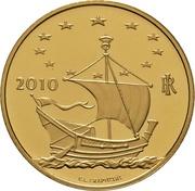 20 euros Suède – avers