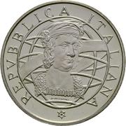 200 lires Christophe Colomb – avers