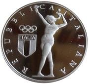 10 euros Comité national olympique italien -  avers