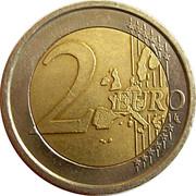 2 euros Programme alimentaire mondial -  revers