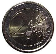 2 euros Giovanni Boccaccio -  revers